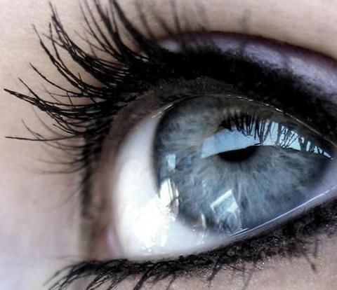 眼睛图片分解步骤