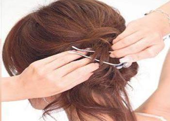 小孩梳头发型图大全 步骤