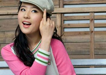 服装搭配 刘亦菲的素色服装搭配