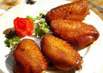 立秋美味让攻略鸡翅节气帮你滋阴养肺蜂蜜美食小说图片