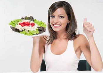 有效的饮食减肥方法教你1天立减1斤饭顿每半减肥碗能吗吃都图片