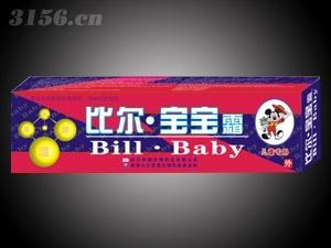 比尔宝宝霜,宝宝皮肤更健康!