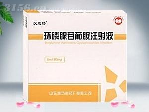环磷腺苷葡胺注射液