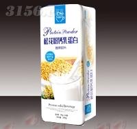 松花粉乳钙蛋白固体饮料