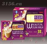 核桃牛奶加钙冲剂