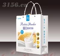 蛋白固体饮料手提袋