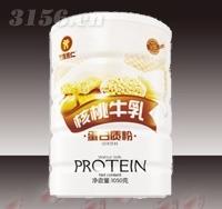 核桃牛乳蛋白质粉(桶)