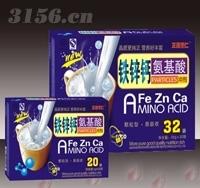 铁锌钙氨基酸冲剂