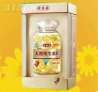 天然维生素E软胶囊 新品