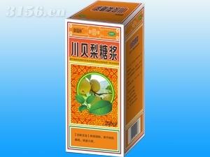 川贝梨糖浆