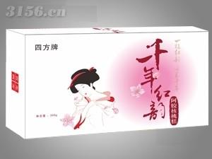 阿胶核桃糕  千年红韵招商