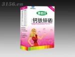 钙铁锌硒维生素片(女士型)