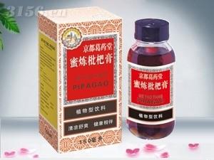 蜜炼枇杷膏