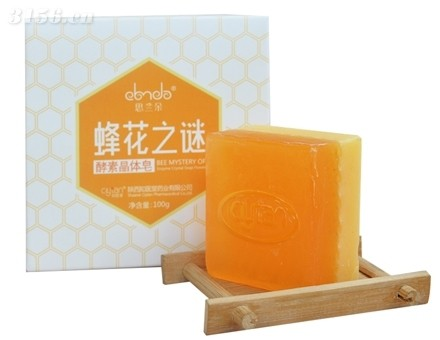 蜂花之谜酵素晶体皂